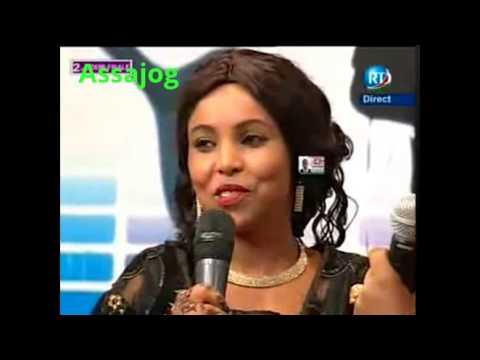 Djibouti Concours des jeunes talents demi finale messieurs partie1 09 01 2013