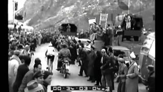 Fausto Coppi vince il 36° Giro d'Italia.