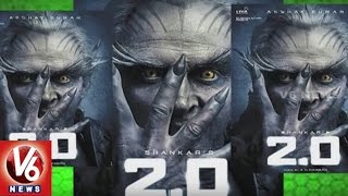 Robo 2.0 Satellite Rights Sold For Record Price Of Rs 110 crore | Tollywood Gossips | V6 News