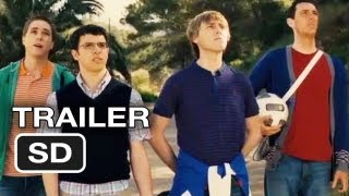 The Inbetweeners US Release TRAILER (2012) - British Comedy Movie