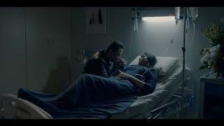 """لحظات رومانسية بين سارة ويحيى في المستشفى """" 😍 انتي سبب ساعدتي في الدنيا دي ❤️ """"#رسايل"""