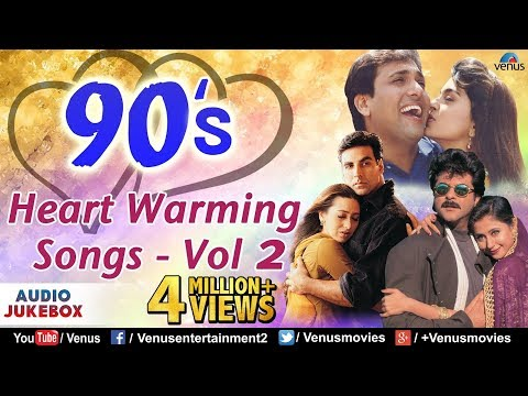 Xxx Mp4 90 S Heart Warming Songs Vol 2 90 S Bollywood Romantic Songs Hindi Love Songs JUKEBOX 3gp Sex