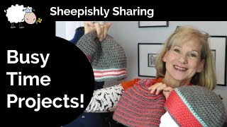 Update | Tricks For Scrap Hats | Possible Projects | Sheepishly Sharing #183