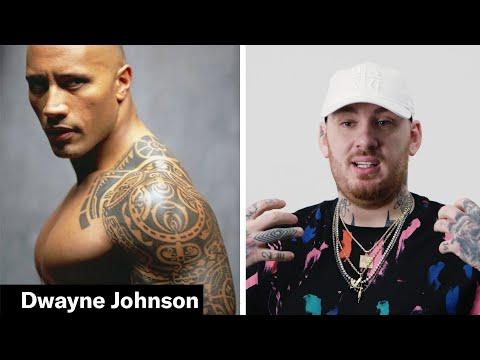 Tattoo Artist Bang Bang Critiques Rihanna Post Malone & More Celebrity Tattoos GQ