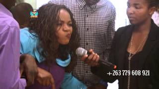 Funny deliverance:Demons tries to hide from Prophet Edd and Pretend like holy Spirit