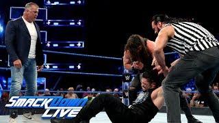 Roman Reigns vs. Kevin Owens: SmackDown LIVE, July 23, 2019