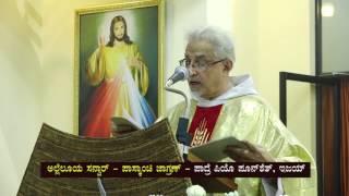 Easter Mass - Capuchins Mangalore