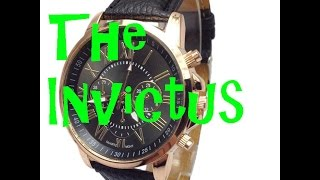 Sharper Looks Invictus watch review