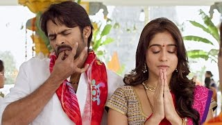 Subramanyam For Sale Comedy Scenes - Temple Scene - Sai Dharam Tej, Regina Cassandra, Prabhas Seenu