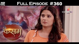 Kasam - 1st August 2017 - कसम - Full Episode (HD)