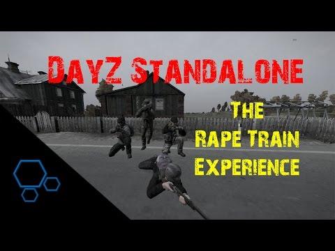Xxx Mp4 DayZ Standalone The Rape Train Experience 3gp Sex