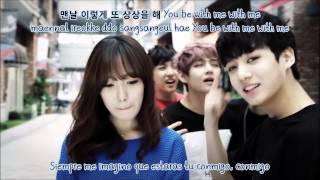 BTS (Bangtan Boys) - Beautiful [sub español + romanizacion + hangul]