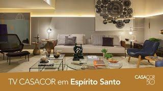 Solarium de Kassio Fontoura e Marcela Grasselli na CASACOR Espírito Santo 2016