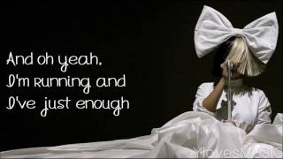 Sia ft. Kendrick Lamar - The Greatest (Lyrics)