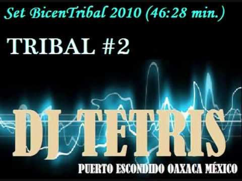 Tribal Mix - Dj Tetris - SET BicenTribal 2010 (video 2) (Trival T3's Costeñito Style)