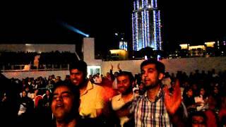 Dance at Rahat Fatah Ali Khan Concert