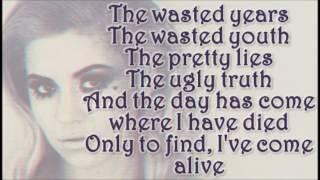 Teen Idle - Marina & The Diamonds (LYRICS ON SCREEN)