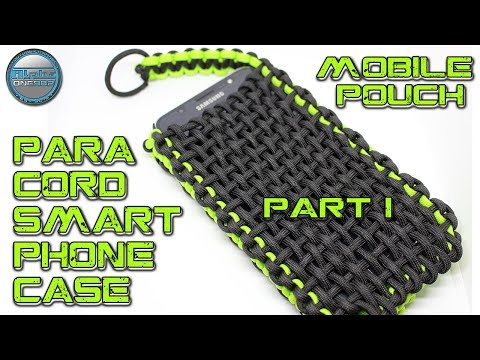 Xxx Mp4 Ultimate Smartphone Case Paracord Pouch For Mobile Phones How To Make DIY Tutorial PART I 3gp Sex