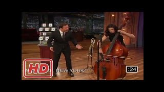 [Talk Shows]Random Instrument with Julianna Margulies and Jimmy Fallon