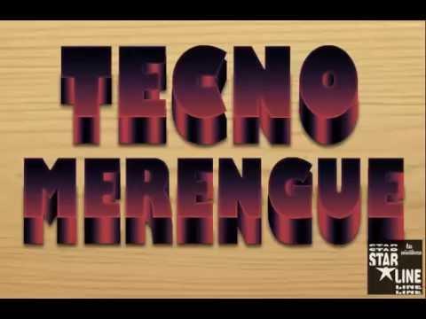 Tecno Merengue (MERENGUE DE LOS 90s) by Dj Ivan Montilla