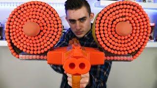 NERF WAR: EPIC NERF GUN MOD