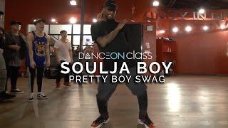 Soulja Boy Tell 'Em - Pretty Boy Swag | King Guttah Choreography | DanceOn Class