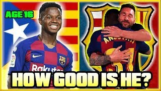 How GOOD Is Barca