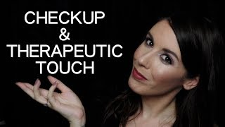 ASMR Medical Massage Role Play: Therapeutic Touch & Personal Attention (Binaural; 3Dio)