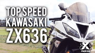 TOP SPEED ZX636 / ZX6R │X MOTOS