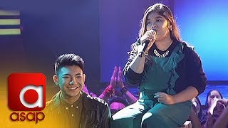 ASAP: Darren and Elha sing