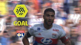 Goal Nabil FEKIR (10') / Olympique Lyonnais - Girondins de Bordeaux (3-3) / 2017-18