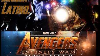 Avengers:La Guerra del Infinito Teaser Trailer Oficial Doblado al Latino【HD】