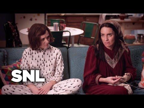 Girls Meet Blerta SNL