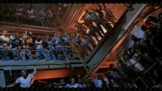 Van Damme Fight Scene Death Warrant (german)