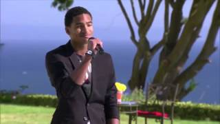Starships - Arin Ray - The XFactor 2012