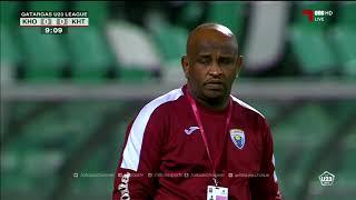 مباراة / الخور 3-1 الخريطيات / U23