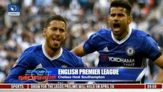 English Premier League: Chelsea Host Southampton