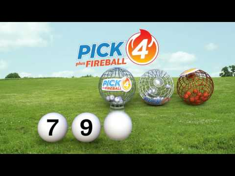 IL Lottery Midday 08/06/2017