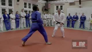 Neil Adams Judo Projection Coordination Kuzushi