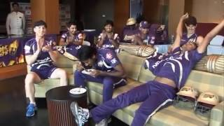Shakib Al Hasan funny in IPL