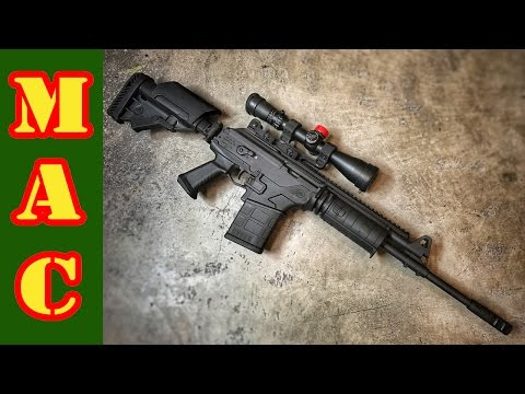 New Galil ACE 308 accuracy test and some 1903A3 fun!