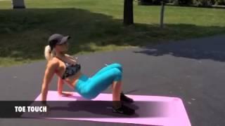 Bikini Body Fitness -- Summer Workout -- Workout #1