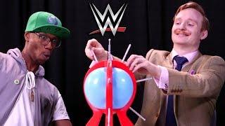DON'T POP THE BALLOON W/ WWE SUPERSTARS