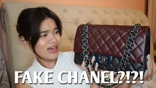 MY MOM BOUGHT A FAKE CHANEL BAG #DRAMA #STORYTIME
