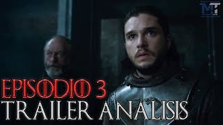 Avance Game of Thrones Temp. 7 Episodio 3