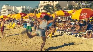 Opening scene You don't mess with the zohan (VF)/scène d'ouverture Rien que pour vos cheveux (VF)