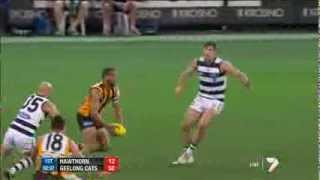 Gibson's gaffe - AFL