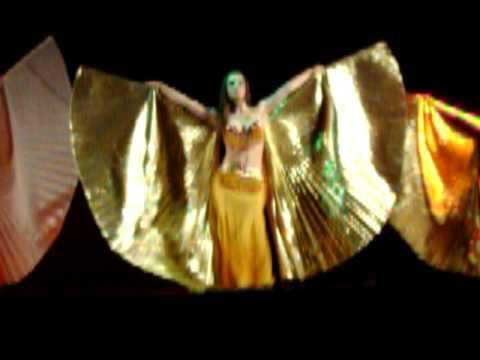 baile con alas