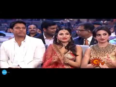 Anirudh Performance in SIIMA 2016 360p