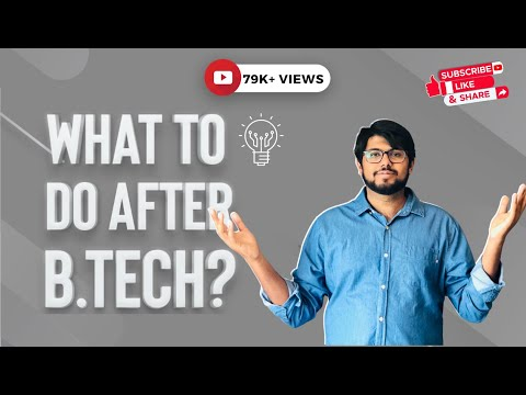 What to do after B.Tech: Alternate careers for engineering students by Aamir Qutub